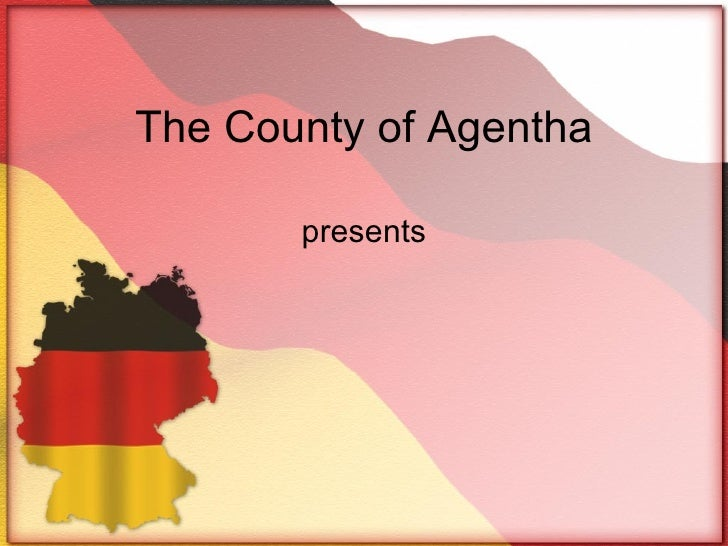 Germany map powerpoint presentation template free map powerpoint te germany map powerpoint presentation template free map powerpoint template the county of agentha presents toneelgroepblik Gallery