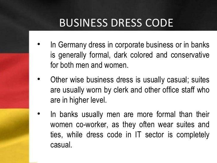 Ten tips for German business etiquette