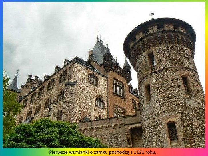Pierwsze wzmianki o zamku pochodzą z 1121 roku.