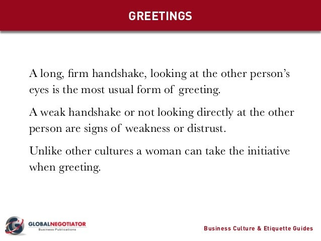 germany business culture Learn about german business culture by reading about xenophobia, cultural taboos, educational standards and other issues such as transport infrastructure.