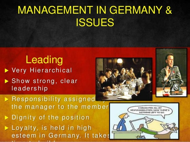 germany cross culture diversity management Intro to management ch 5 study play diversity an attribute relevant to an individual that creates or reinforces a perception that they are different from another individual example of an element needed to understand cross cultural diversity.