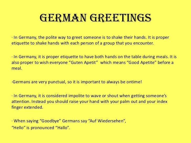 Germany powerpoint german greetings m4hsunfo