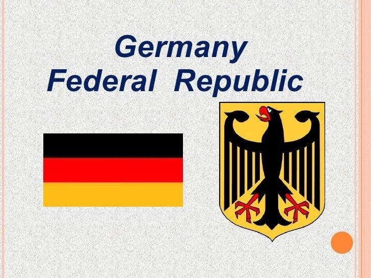 Germany  Federal  Republic