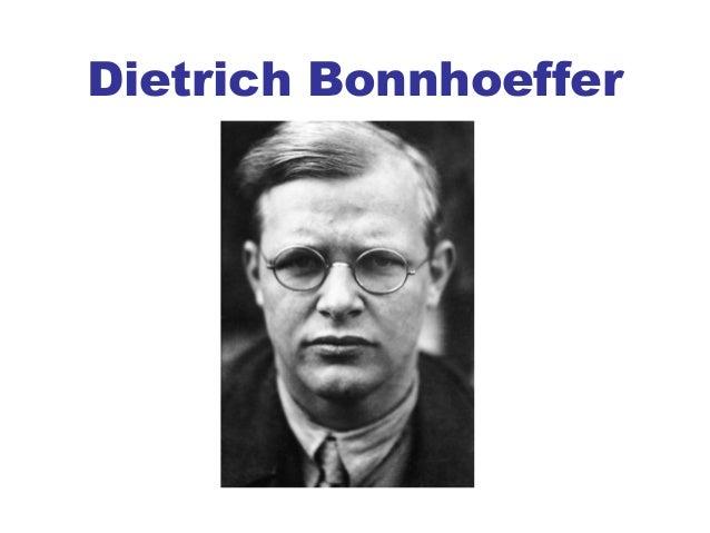 Dietrich Bonnhoeffer