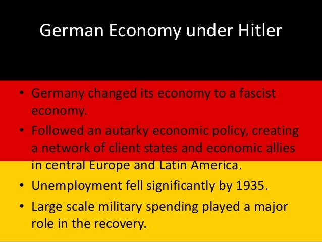 an overview of the role of hitler as a chancellor of germany 1919-1933: an economic overview   hitler becomes chancellor of germany, president hindenburg reluctantly stands by his side  hitler became chancellor of germany.