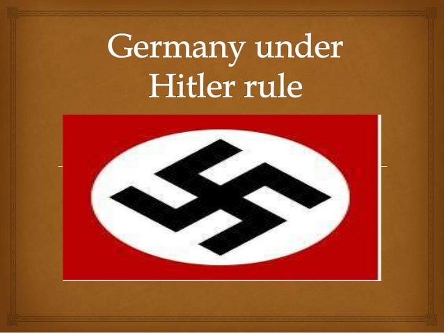 Hitler becoming aChancellorHe became aChancellor in 1933• July 1932 elections. Nazislargest party but not demayority one....