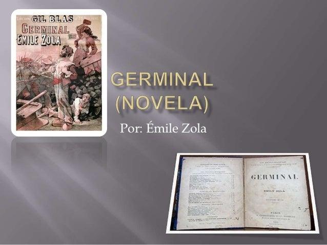 Por: Émile Zola