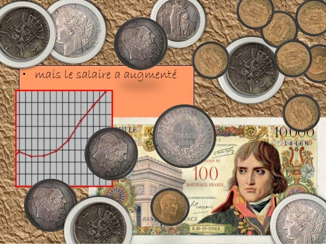 • mais le salaire a augmenté