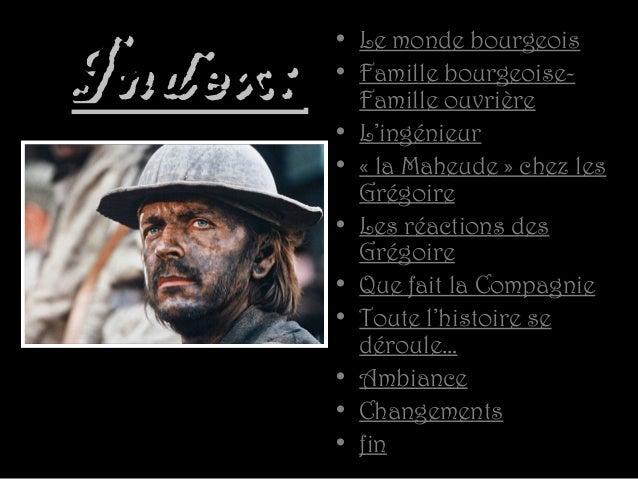 Index:Index: • Le monde bourgeoisLe monde bourgeois • Famille bourgeoise-Famille bourgeoise- Famille ouvrièreFamille ouvri...