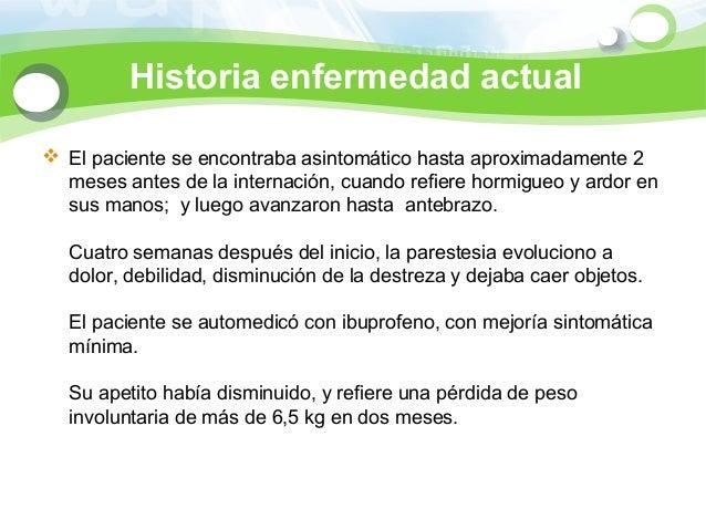 Presentacion Caso Clinico: Rotacion Geriatria Slide 3