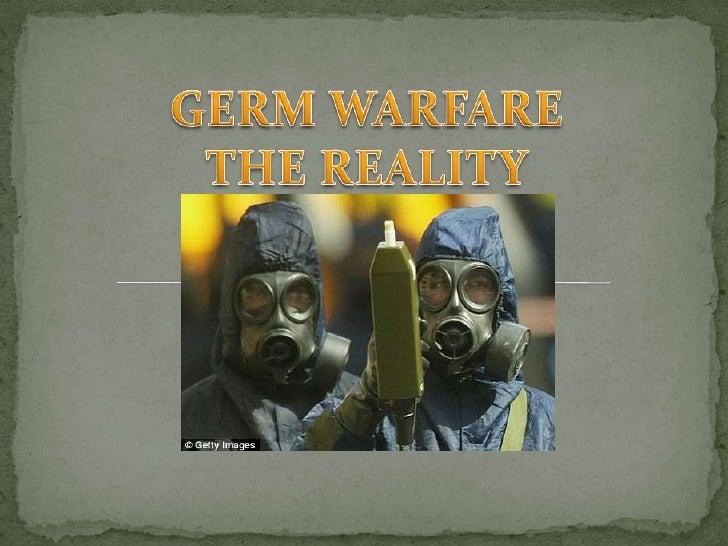 GERM WARFARETHE REALITY<br />