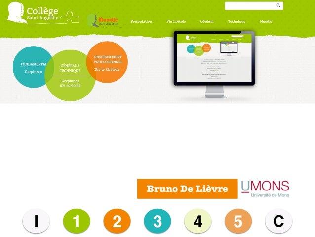 1 2 3 4 5I C Bruno De Lièvre