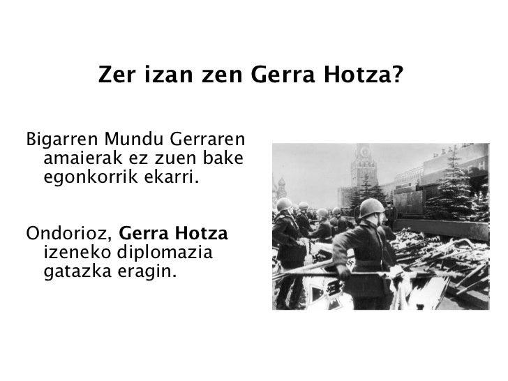 Gerra hotza Slide 3