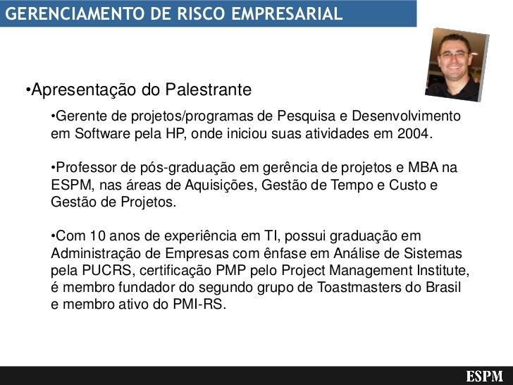 Ger risco emp-prof_souto_parte1 Slide 2