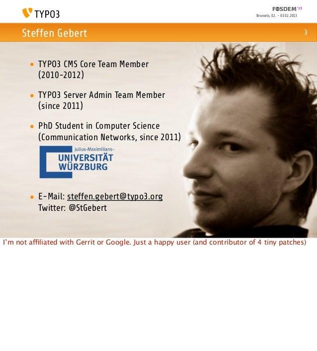 TYPO3 Enterprise Content Management Systeem  TYPO3 GmbH