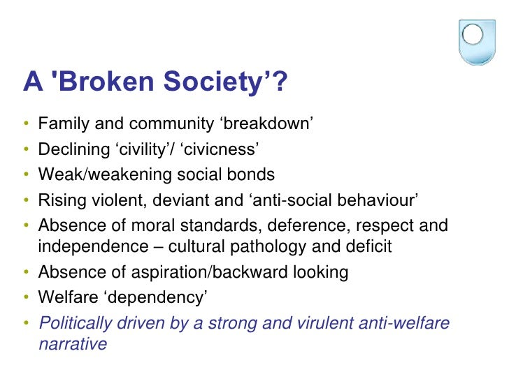 effects of broken family in the society
