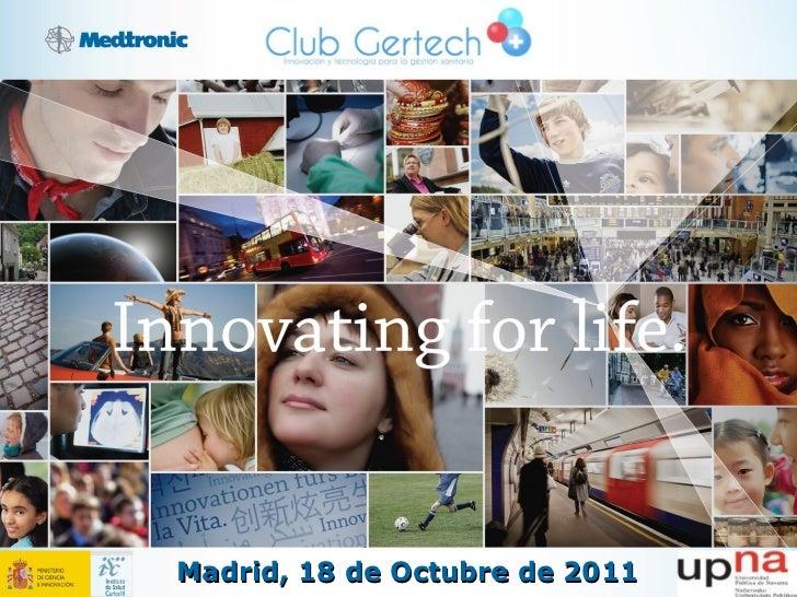 Madrid, 18 de Octubre de 2011