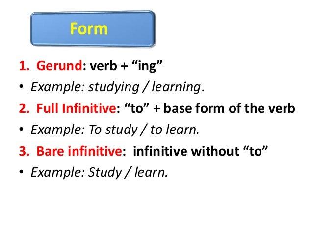 Free Worksheets verb ing worksheet : Gerund, infinitive or both