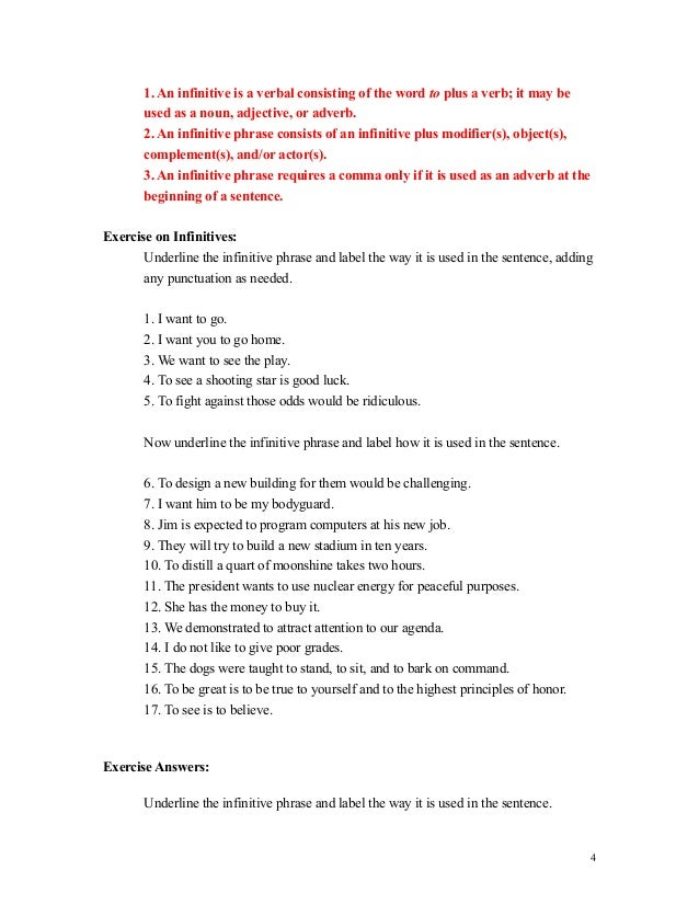 Participles And Infinitives Worksheets Delibertad – Participles Worksheet