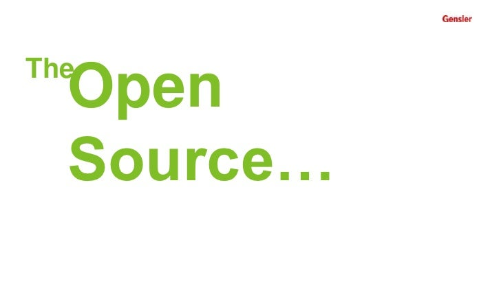 Open Source…<br />The<br />