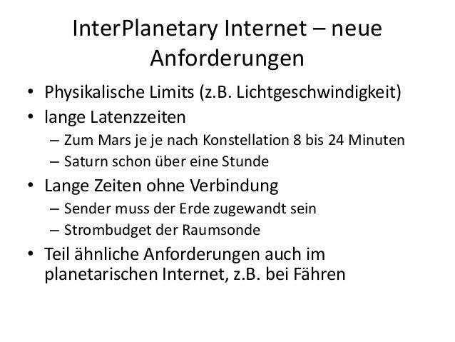 Und die Ausfallsicherheit…? • Netz hat sich gegenüber physischen Zerstörungen als sehr robust erwiesen • ABER: – Zunehmend...