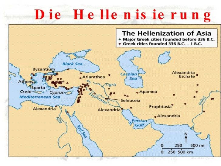 Die Hellenisierung Asiens