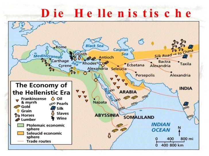 Die Hellenistische Welt