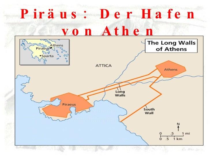 Piräus:  Der Hafen von Athen