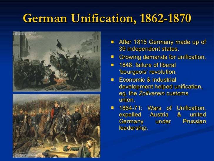 an analysis of an authoritarian government in the unification of germany Nazi fascism and the modern totalitarian state  the government of nazi germany was a  extreme nationalism which called for the unification of all.