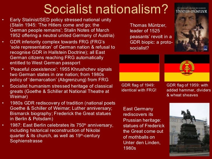 German Nationalism and Unification Essay Sample
