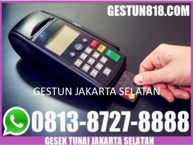 GESTUN JAKARTA SELATAN
