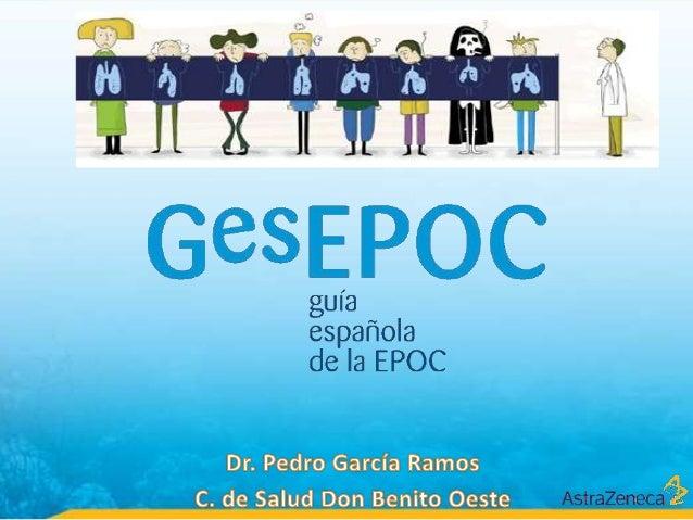 Quién hace GesEPOC