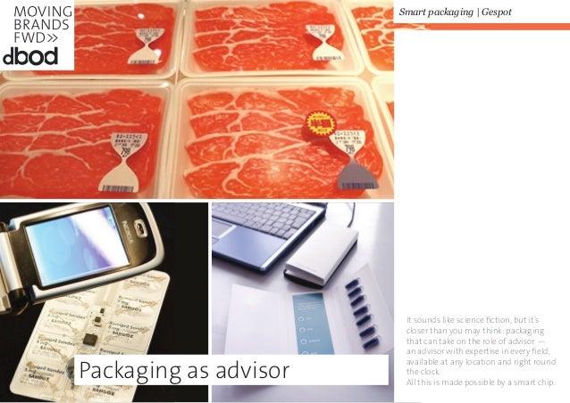 Gespot - Smart Packaging Slide 2