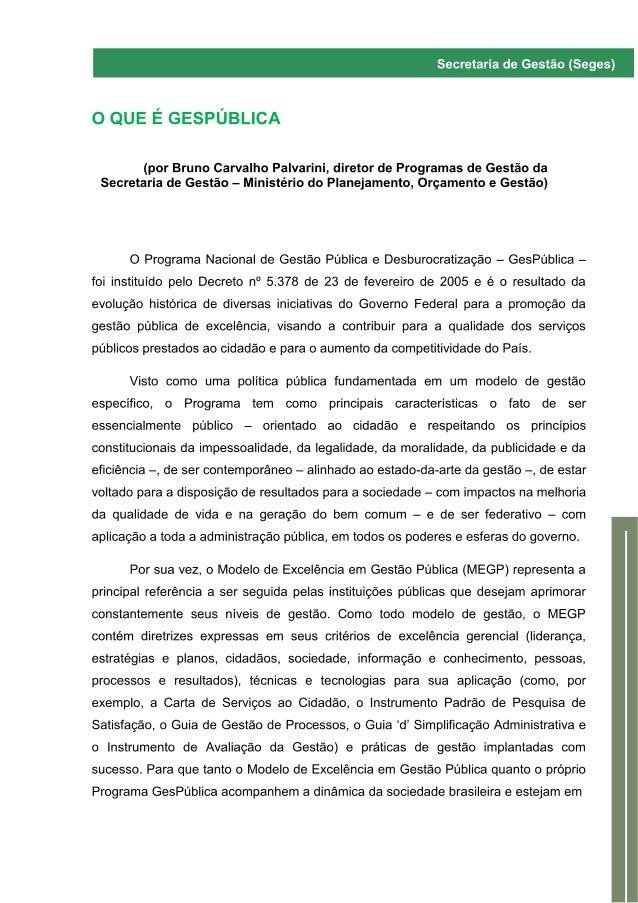 ;tuo-imblíhi sit:  @T-«LiEiio» Stunt»  o QUE É GESPÚBLICA  (por Bruno Carvalho Palvarini,  diretor de Programas de Gestão ...