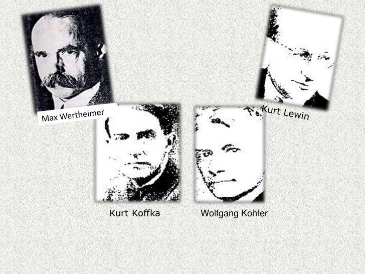 Kurt Koffka   Wolfgang Kohler