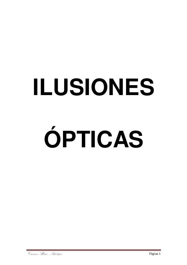 Qué logras ver? Gestalt ilusiones opticas (by carmen)