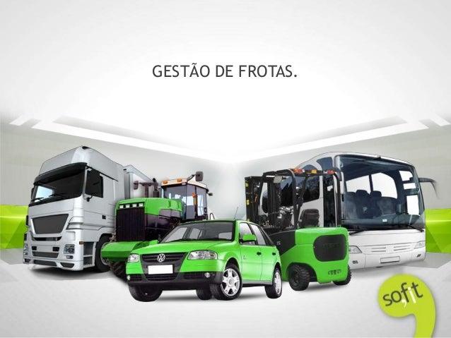 GESTÃO DE FROTAS.