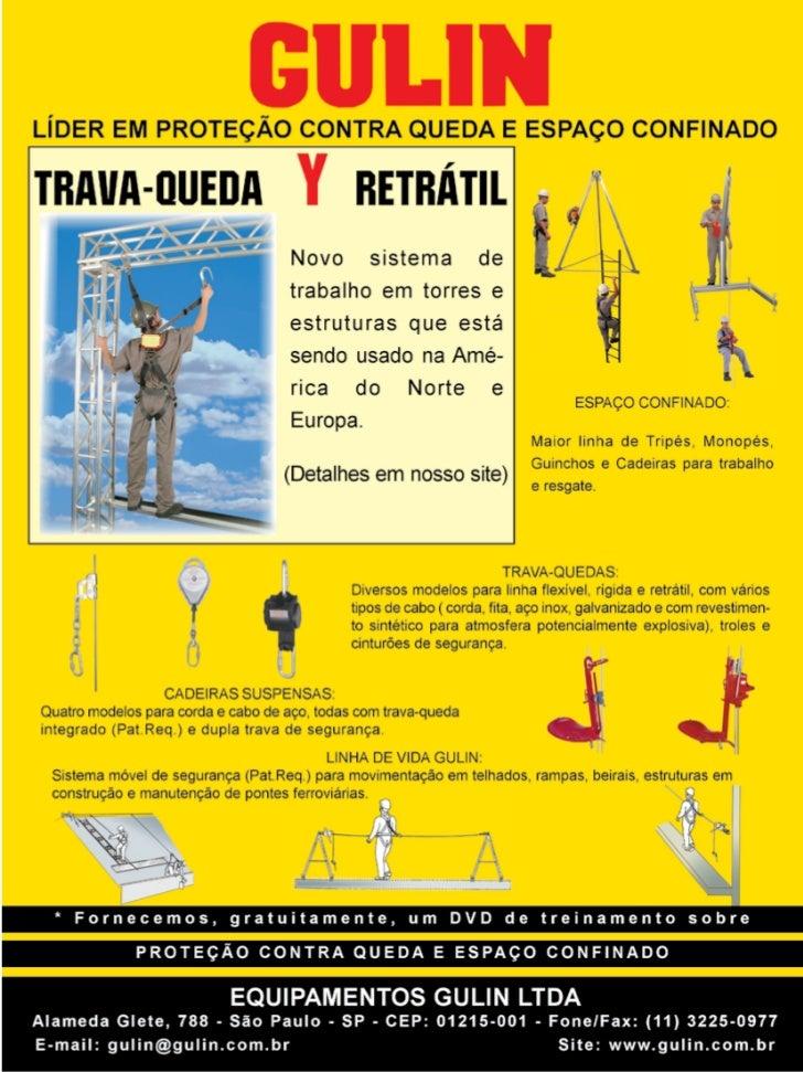 Setembro/Outubro 2009   Revista Meio Ambiente Industrial 33