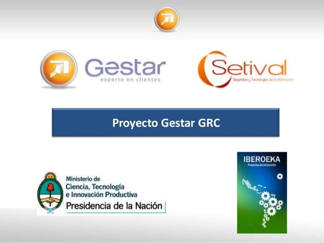 Proyecto Gestar GRC
