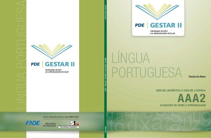 LÍNGUA PORTUGUESALÍNGUA PORTUGUES                                                                                         ...