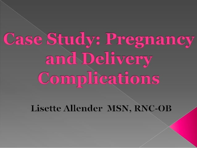 gestational diabetes evolve case study quizlet