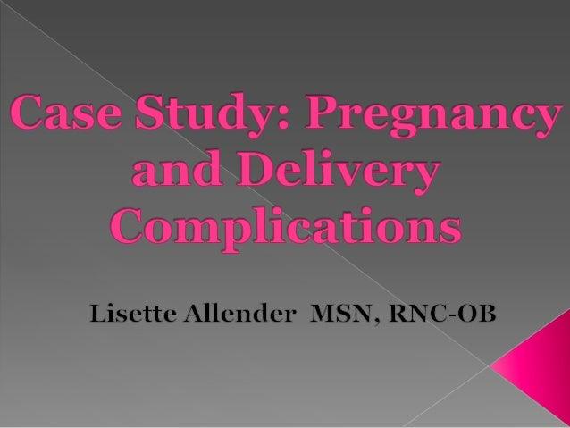 gestational diabetes evolve case study quizlet