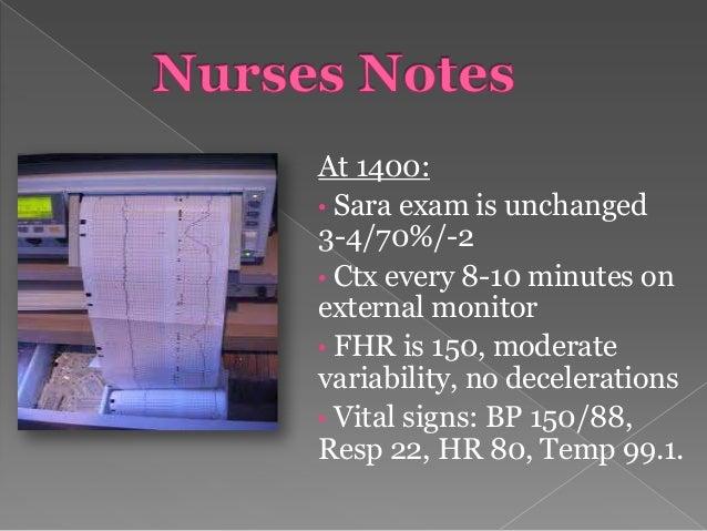 gestational diabetes nursing case study