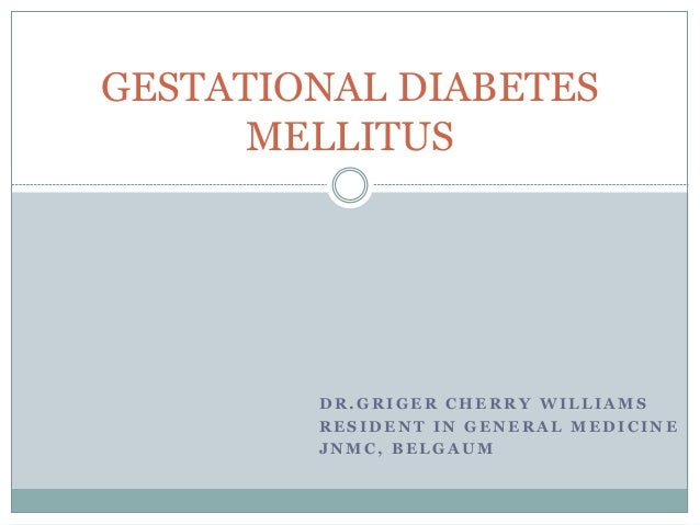 thesis on gestational diabetes mellitus In this thesis, prevalence and risk factors of gestational diabetes mellitus (gdm) and infant macrosomia were examined arnong the cree of james bay, and the risk for.