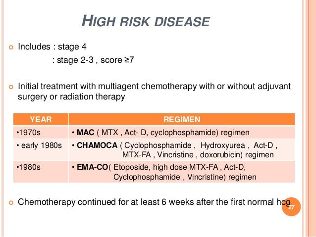 Gestational trophoblastic disease part 2-1 - copy