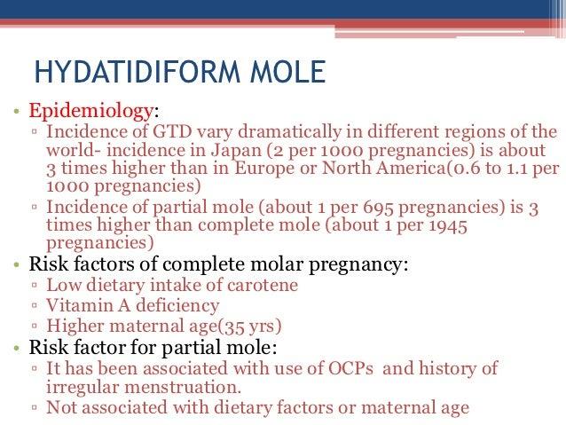 Gestational trophoblastic diseases Slide 2