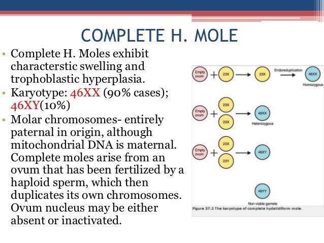 Gestational trophoblastic diseases