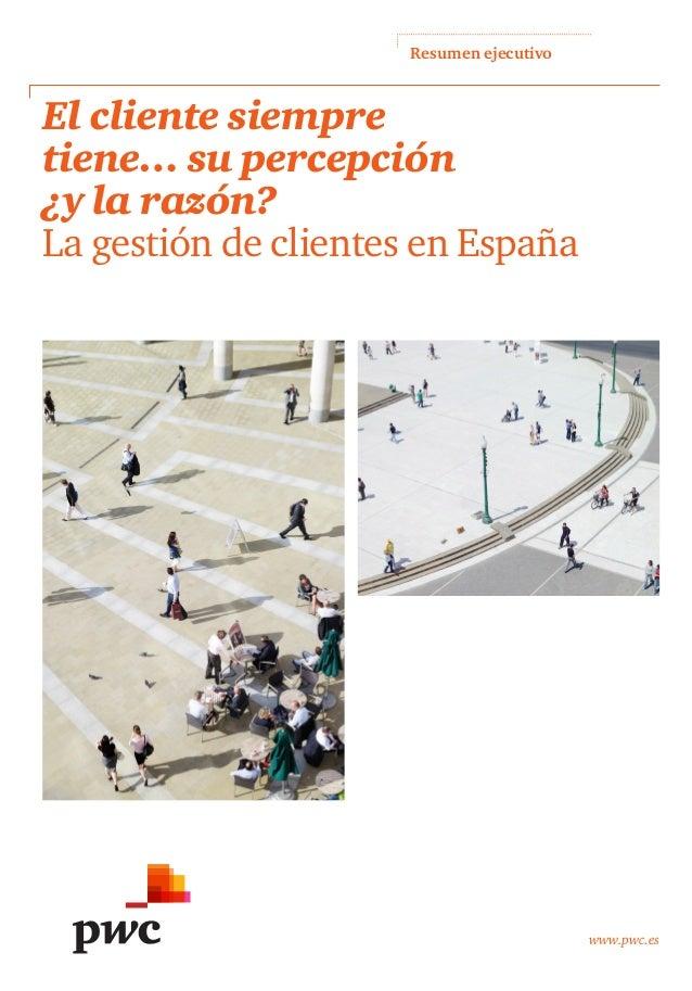 Las claves  Resumen ejecutivo  Consulta más informes de la firma en nuestra app para ipad.  1. Los consumidores españoles ...