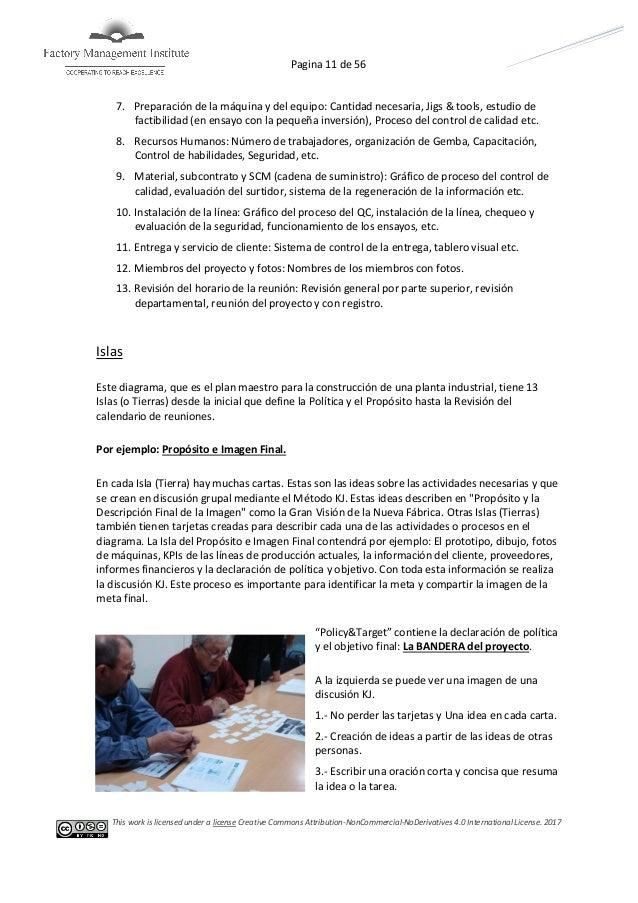 Gestión de Fábrica-3 La Declaración de la Política y la Vision Corpor…