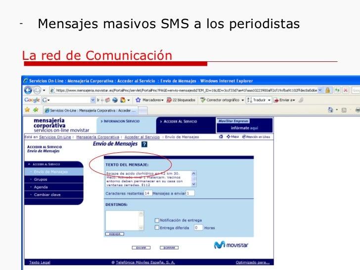 mensajes masivos sms gesti 243 n de la comunicaci 243 n en
